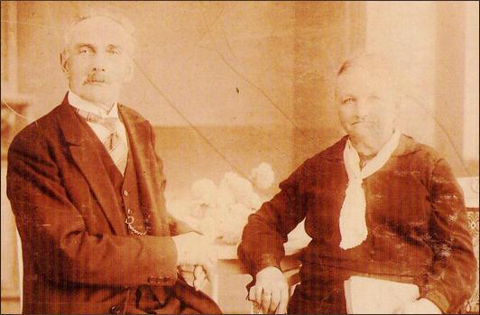 Johann Hendrik Riper & Dina Dorothea Sonders