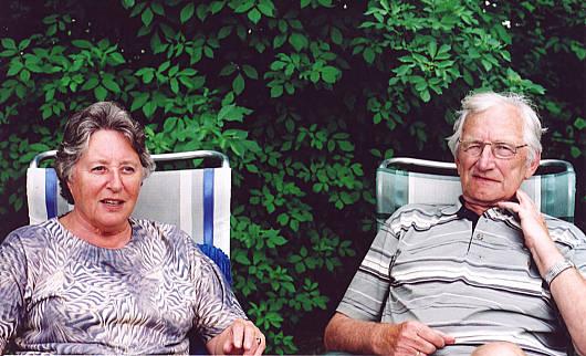 Tineke en Albert Riper