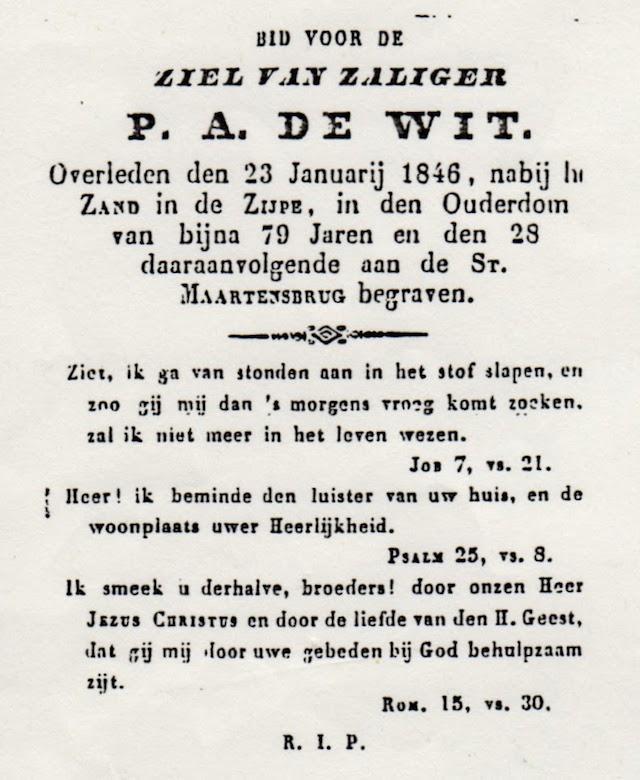 Pieter Adamsz de Wit